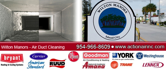 Air Duct Cleaning Wilton Manors
