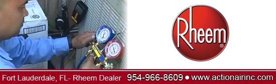 Rheem Dealer Fort Lauderdale