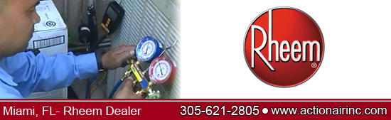 Rheem Dealer Miami