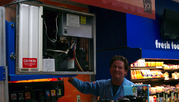 Commercial Air Conditioning and Refrigeration